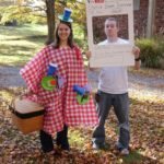 Halloween 2011 – Picnics and Charlie Sheen