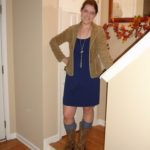 transitioning clothes from summer to fall – What I Wore Wednesday