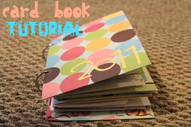 card keeper book tutorial