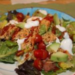 taco salad – a South Beach friendly version