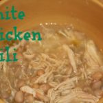 white chicken chili {works for me Wednesday}