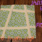 January block of the month