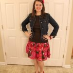 What I Wore Wednesday – new TOMS edition
