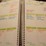 Erin Condren LIfe Planner review + how I use it {Works for Me Wednesday}