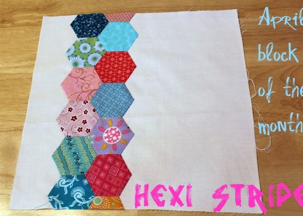 April block of the month