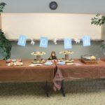 Erin's baby shower