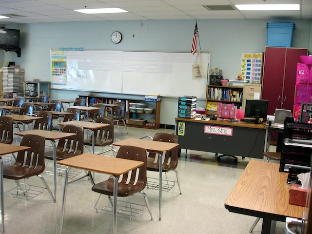 Classroom Management Ideas For High School : Classroom organization tips