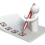 taking surveys {Works for Me Wednesday}