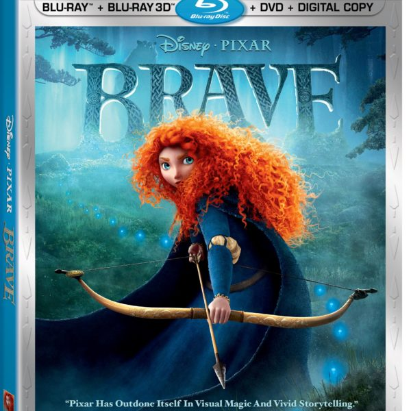 Disney-Pixar's BRAVE review (and giveaway!)