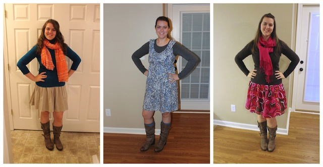 fall 2 outfits 2012