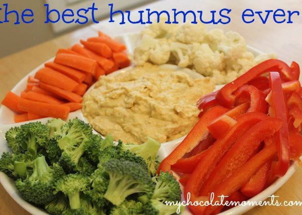 the best hummus ever