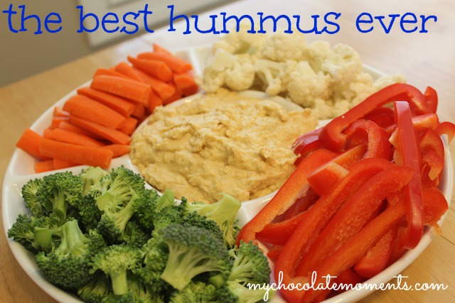 best hummus ever