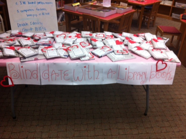 blind date with a library book
