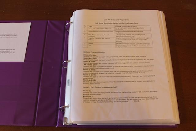 lesson plan organization 2