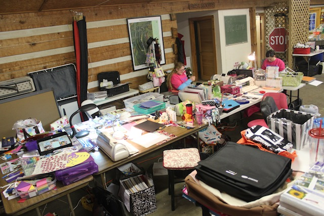 What Is A Scrapbooking Retreat Anyway Details From Our Weekend