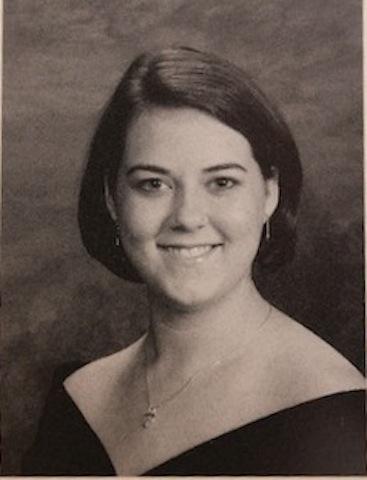Caitlin senior