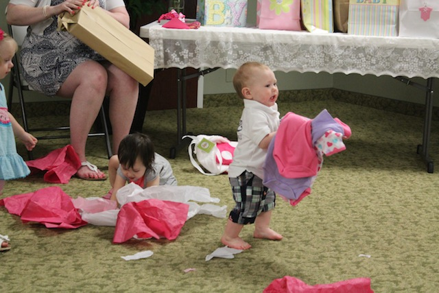 Adelyn's baby shower 12