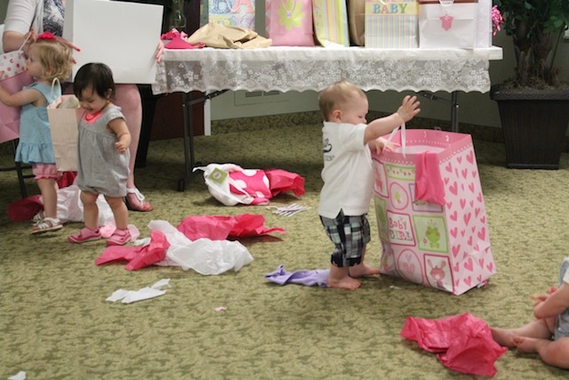 Adelyn's baby shower 13
