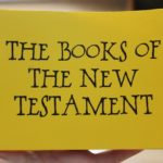 Books of the New Testament envelope book