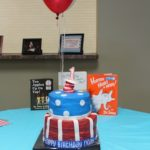 a Dr. Seuss birthday party