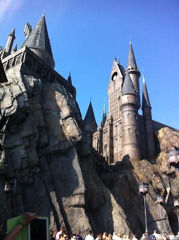 Hogwarts again