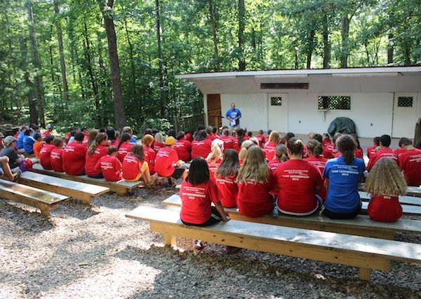 church camp recap