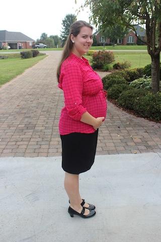 24w3d 25 weeks pregnancy update