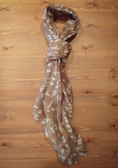 Birds of a Feather Scarf from Bellaboulie Boutique