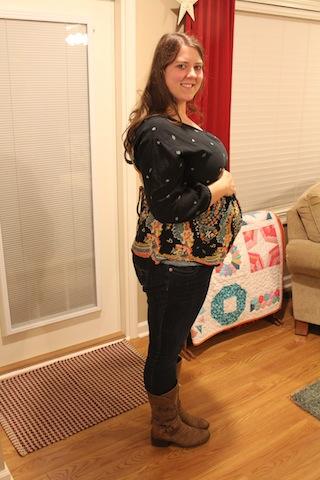 31 week pregnancy update