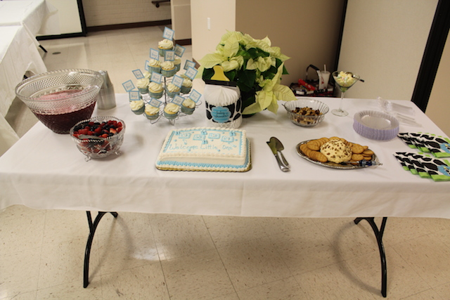 Lehman baby shower 2