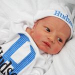 Hudson's hospital pictures
