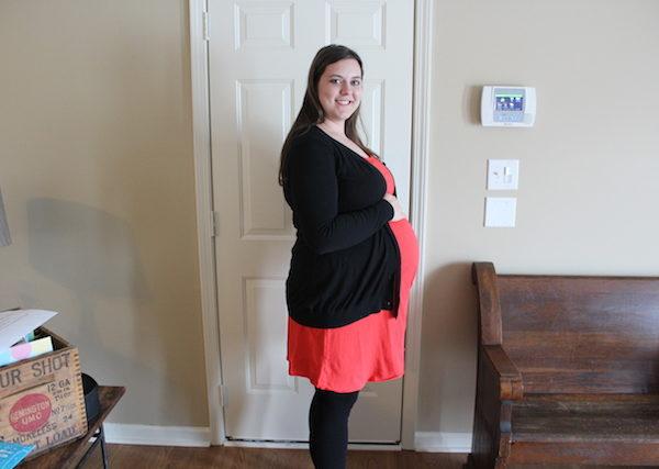 pregnancy update – week 39