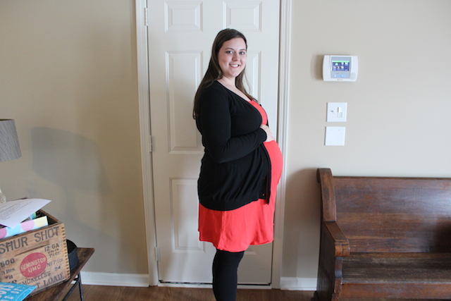38w6d | 39 weeks pregnant