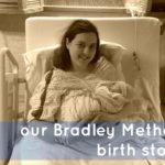 Hudson's birth story