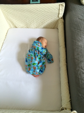 arms reach cosleeper