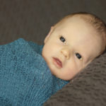 Hudson's newborn pictures