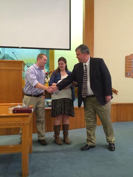 presentation at church