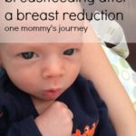 breast may be best but it definitely isn't easiest – our breastfeeding journey