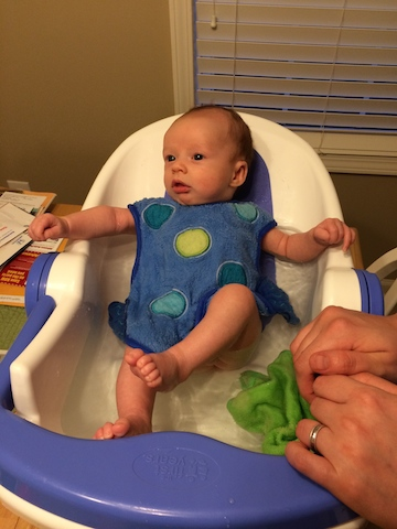 baby bath tub