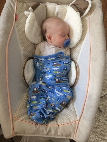 swaddle for naps