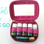 What's in your oily go-bag? (plus a giveaway!)