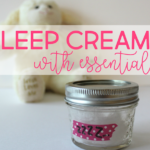 DIY sleep cream