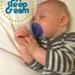 DIY sleep cream