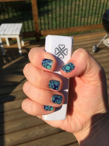Jamberry August hostess special