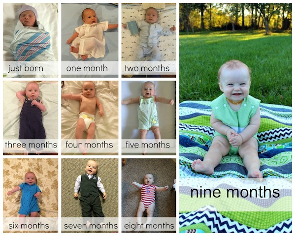 9 month comparison