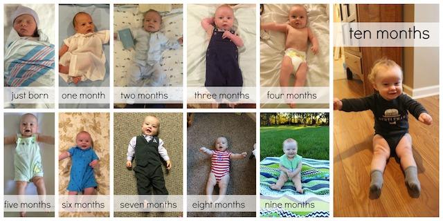 10 month comparison