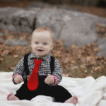 Hudson's nine month pictures