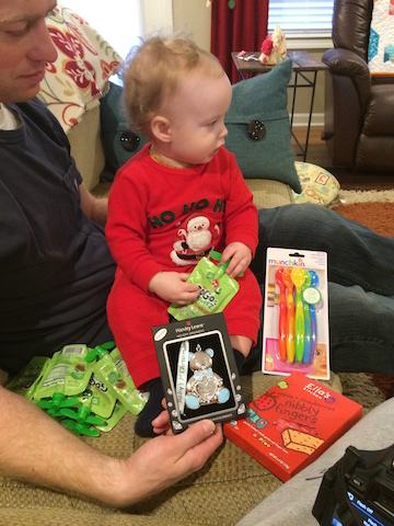 stocking stuffers for a one year old