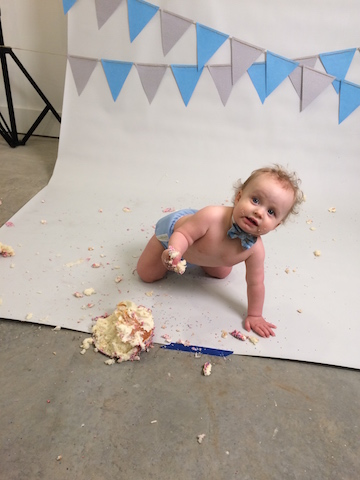 smash cake pictures