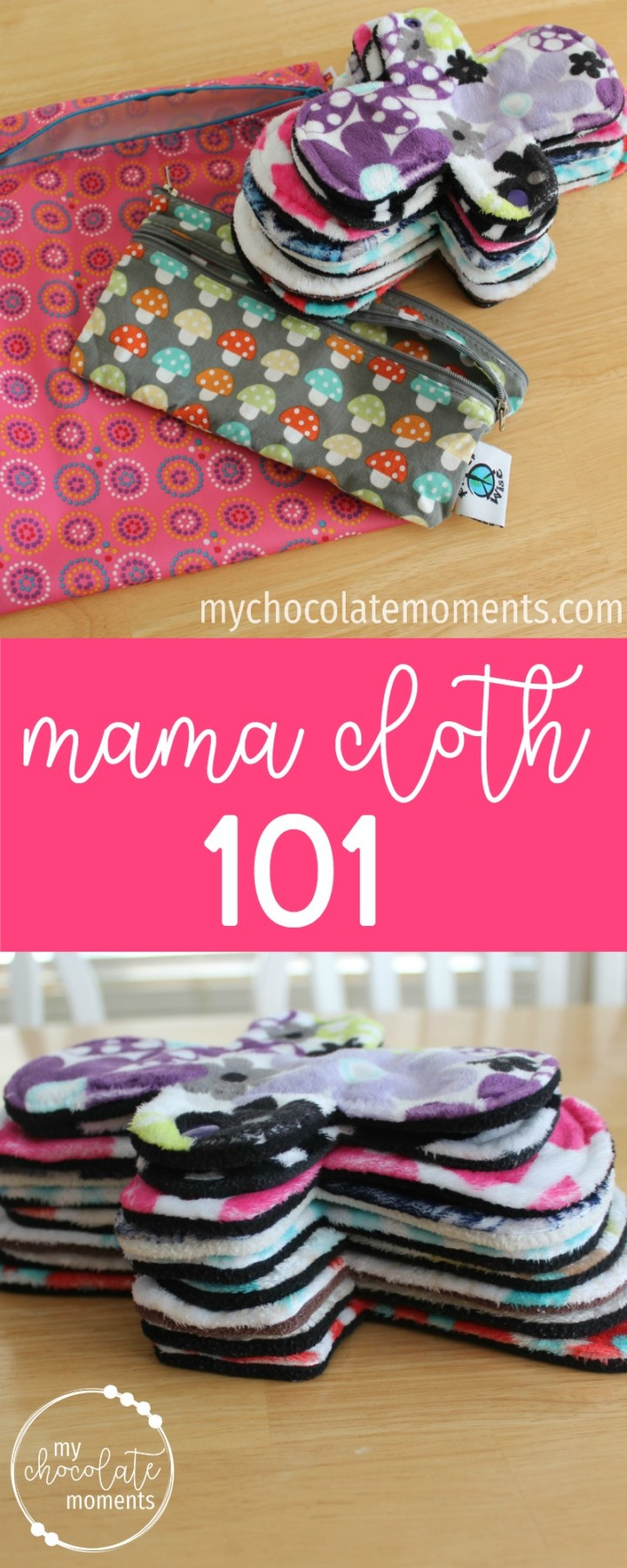 mama cloth 101 | how to get started using cloth menstrual pads
